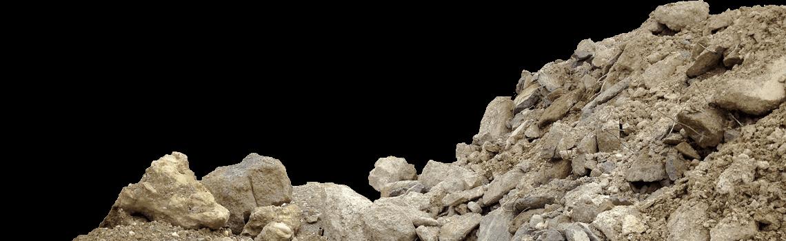 Terre e rocce contaminate